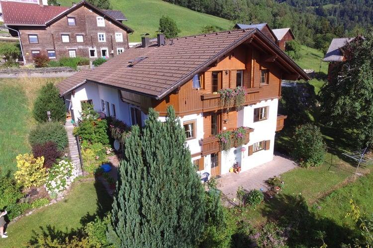 vakantiehuis Oostenrijk, Vorarlberg, Bürserberg vakantiehuis AT-6700-06