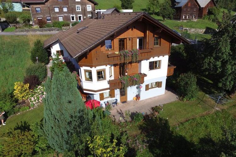 Vakantiewoning huren in Vorarlberg -   met wifi  voor 5 personen  Op een rustige, zonnige plek aan d..