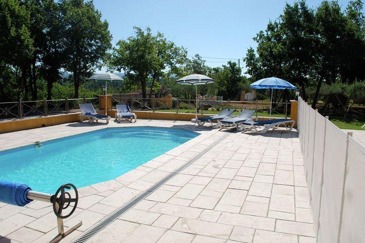 Villa Frankrijk, Provence-alpes cote d azur, Artignosc Villa FR-83630-08