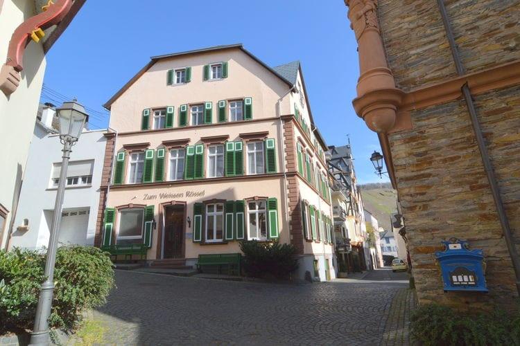 Vakantiehuis  met wifi  MoezelZum Weissen Rössel