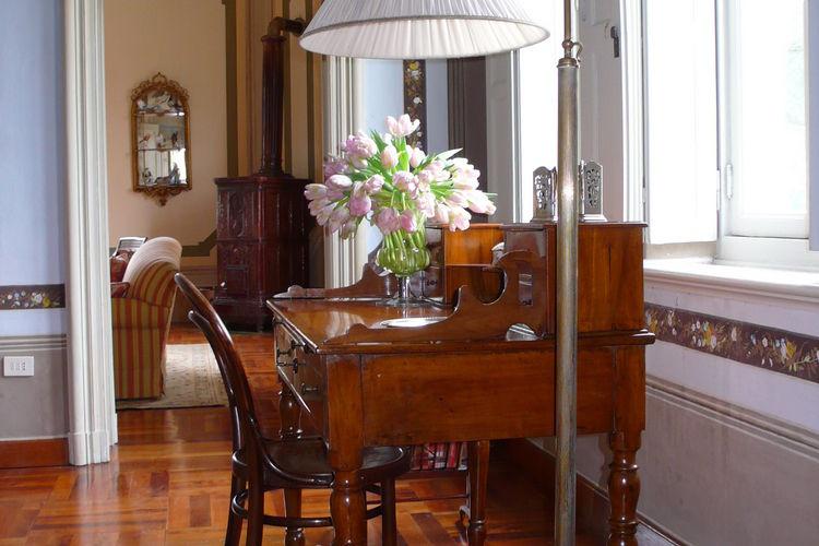 Ferienhaus Traumschloss mit königlichem Ambiente bei Padua und Venedig (261624), Monselice, Padua, Venetien, Italien, Bild 12