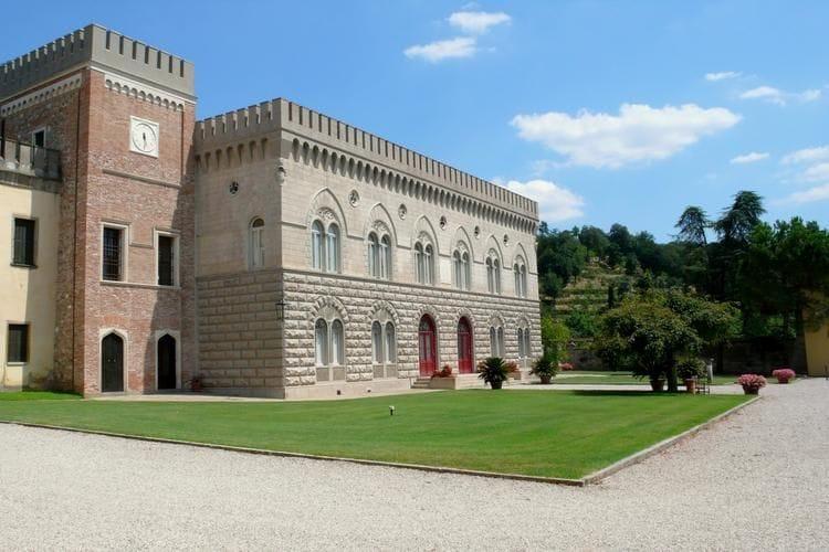 Kasteel Italië, Veneto, Monselice Kasteel IT-35043-04