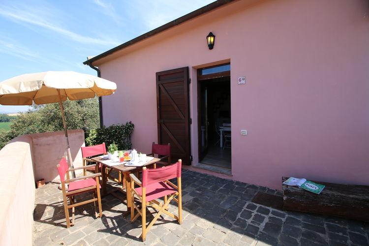 Boerderij Italië, Lazio, Montalto di Castro Boerderij IT-01014-07