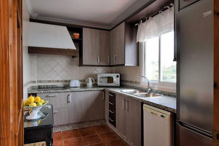 Villa Spanje, Costa del Sol, Frigiliana Villa ES-29788-04