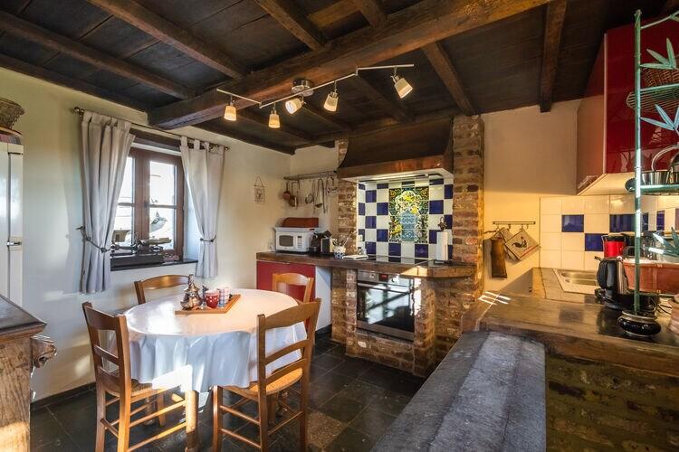 vakantiehuis België, Namen, Lisogne (awagne) vakantiehuis BE-5501-02