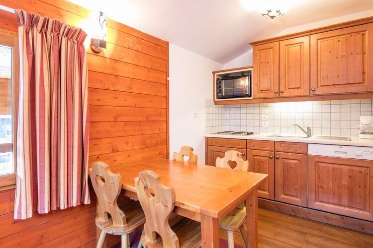 Appartement Frankrijk, Rhone-alpes, Valfréjus Appartement FR-73500-22