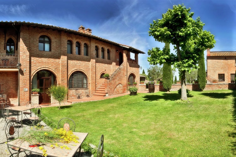 Mooi appartement op een Toscaans landgoed
