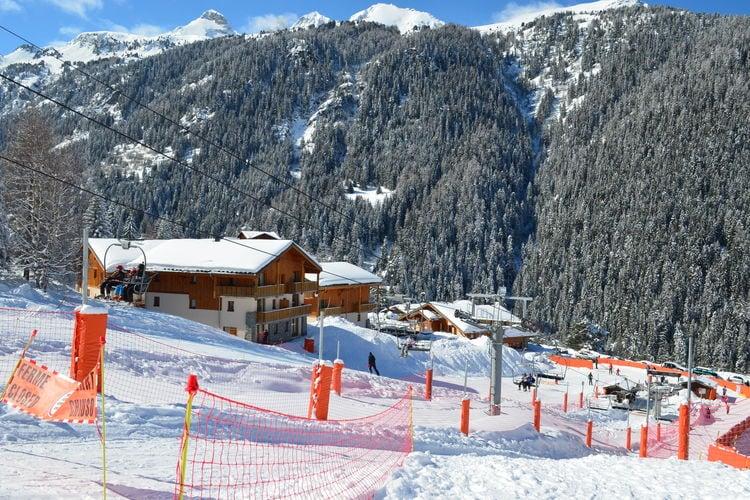 Vakantiehuizen Frankrijk | Rhone-alpes | Chalet te huur in Valfrejus met zwembad   6 personen