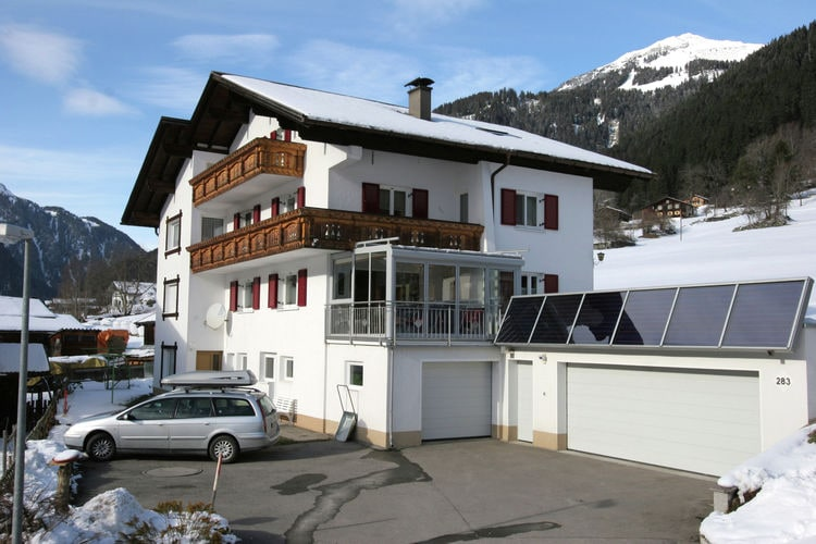 Holiday apartment Andrea (263449), St. Gallenkirch, Montafon, Vorarlberg, Austria, picture 5
