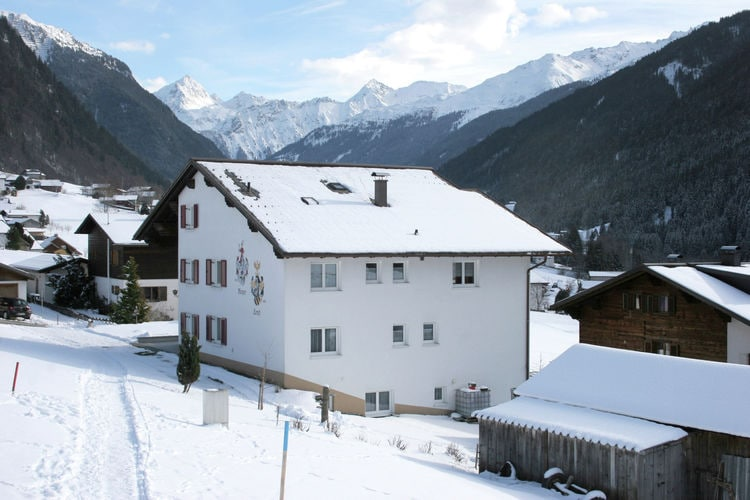 Holiday apartment Andrea (263449), St. Gallenkirch, Montafon, Vorarlberg, Austria, picture 7