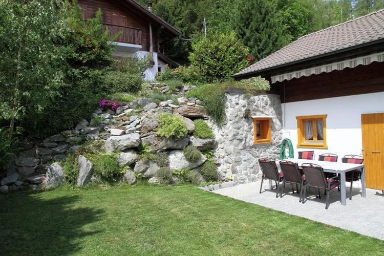 Chalet Zwitserland, Jura, Saclentse-Basse Nendaz Chalet CH-1996-01