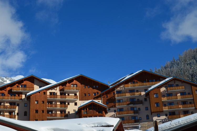 Vakantiehuizen Frankrijk | Rhone-alpes | Appartement te huur in Valfrejus met zwembad   8 personen