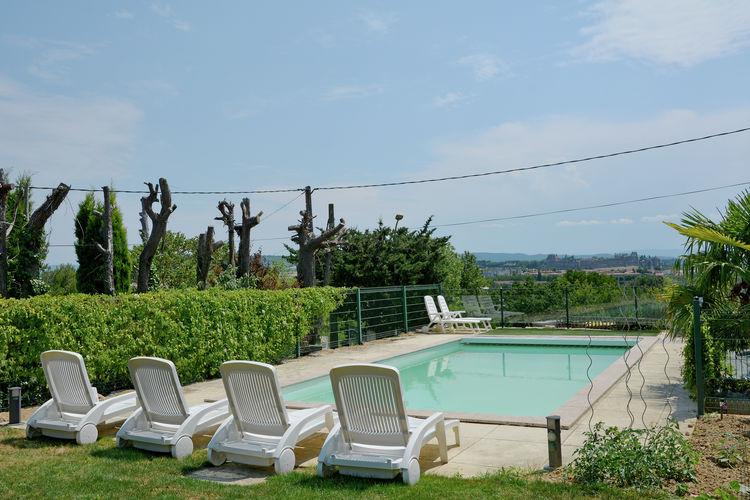 Ferienhaus Beauregard (264229), Carcassonne, Aude Binnenland, Languedoc-Roussillon, Frankreich, Bild 6