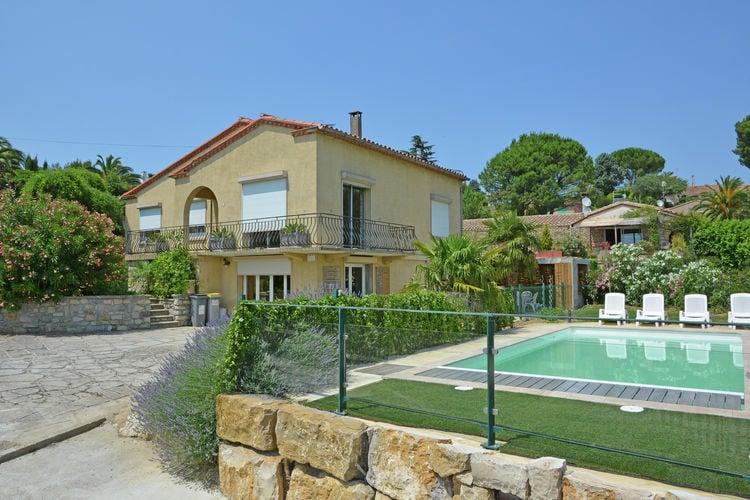 Vakantiehuizen Frankrijk | Languedoc-roussillon | Villa te huur in Carcassonne met zwembad  met wifi 6 personen