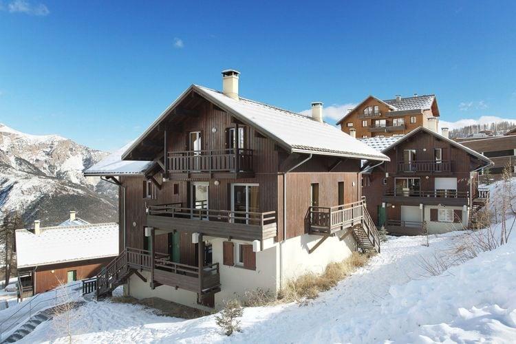 Appartement Frankrijk, Rhone-alpes, Puy Saint Vincent Appartement FR-05290-11