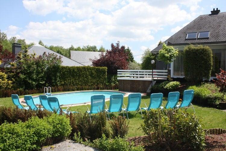 Vakantiehuis met zwembad met wifi  WaimesEn Chanteraine