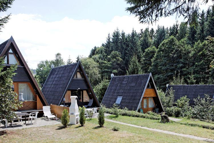 Vakantiehuis  met wifi  WaldkirchenVakantiepark Jägerwiesen 1