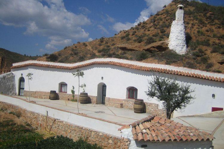 Casa Cueva Lopera Ferienwohnung in Spanien