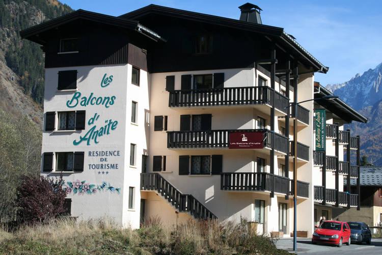 Ferienhaus Résidence Les Balcons d'Anaïte (264844), Les Houches, Hochsavoyen, Rhône-Alpen, Frankreich, Bild 2