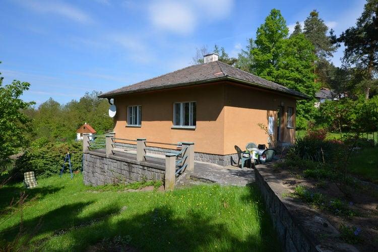 vakantiehuis Tsjechië, Praag/omgeving, Chrást nad Sázavou vakantiehuis CZ-25741-01