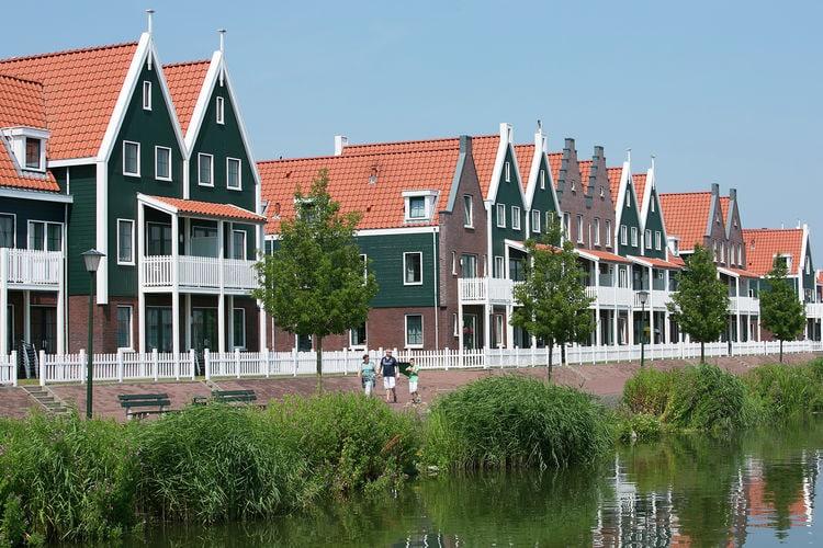 Vakantiehuizen Nederland | Noord-Holland | Appartement te huur in Volendam met zwembad  met wifi 6 personen