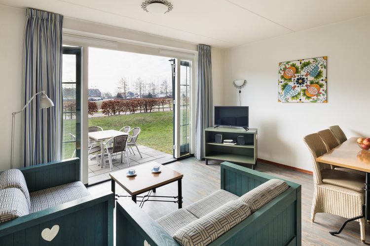 Appartement met zwembad met wifi  Noord-HollandMarinapark Volendam 6