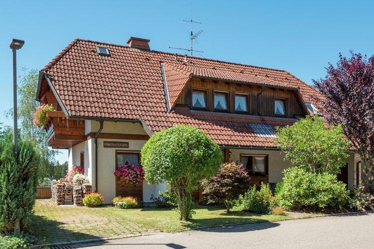 Appartement  met wifi  Furtwangen  4-pers. woning in hoogst gelegen dorp van Zwarte Woud