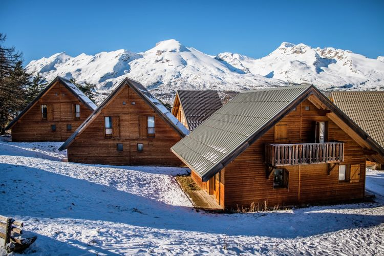 Vakantiehuizen Frankrijk | Rhone-alpes | Chalet te huur in Agnieres-en-Devoluy met zwembad  met wifi 7 personen