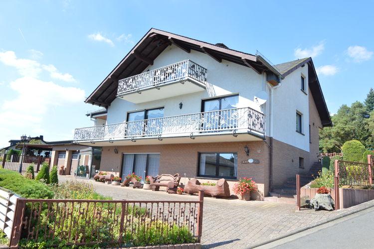 Duitsland | Eifel | Vakantiehuis te huur in Lirstal   met wifi 5 personen
