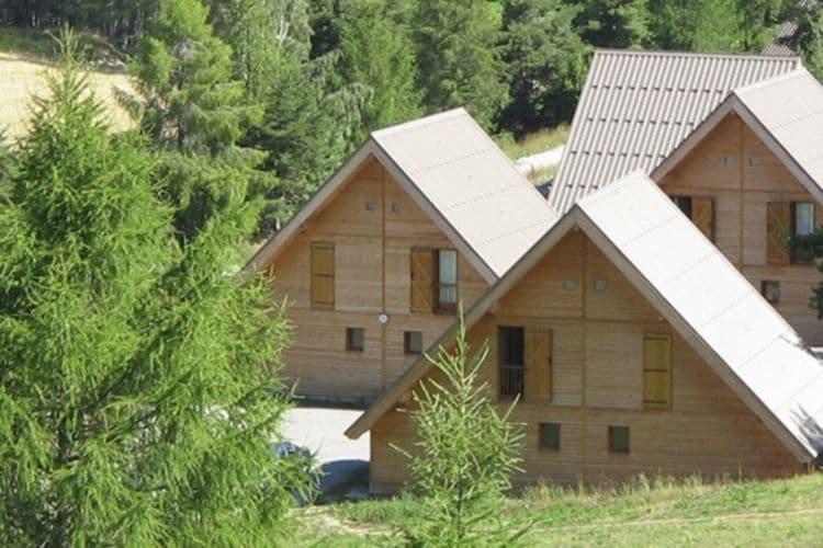 Rhone-alpes Appartementen te huur Chalets op een vakantiepark met zwembad en sauna