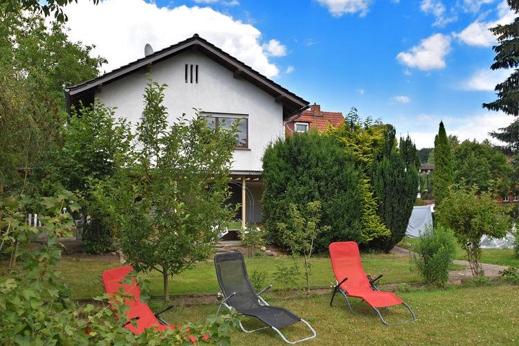 Vakantiehuis met zwembad met wifi  HessenStröhler