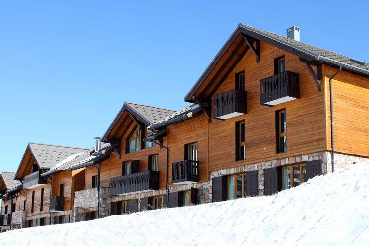 Vakantiehuizen Frankrijk | Rhone-alpes | Chalet te huur in Vars-Les-Claux    8 personen
