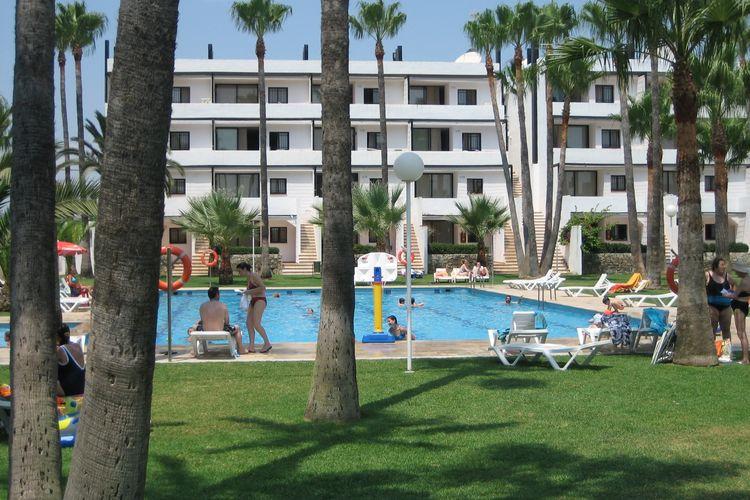 Ferienwohnung Apartamentos Tamarindos Peñiscola (270048), Peñiscola, Costa del Azahar, Valencia, Spanien, Bild 1