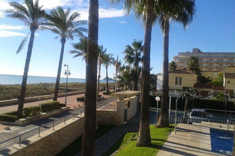 Ferienwohnung Apartamentos Tamarindos Peñiscola (270048), Peñiscola, Costa del Azahar, Valencia, Spanien, Bild 24