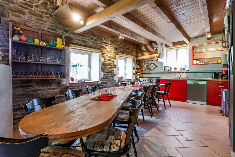 vakantiehuis België, Luik, Weywertz vakantiehuis BE-4750-23
