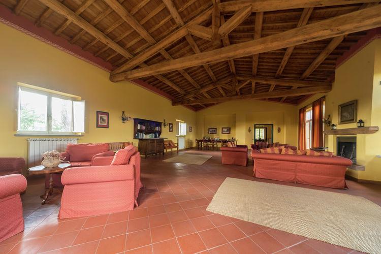 Vakantiewoning Italië, Lazio, Magliano Sabina Villa IT-02046-01