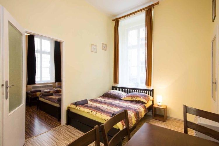 Appartement Tsjechië, Praag/omgeving, Praha Appartement CZ-17000-01