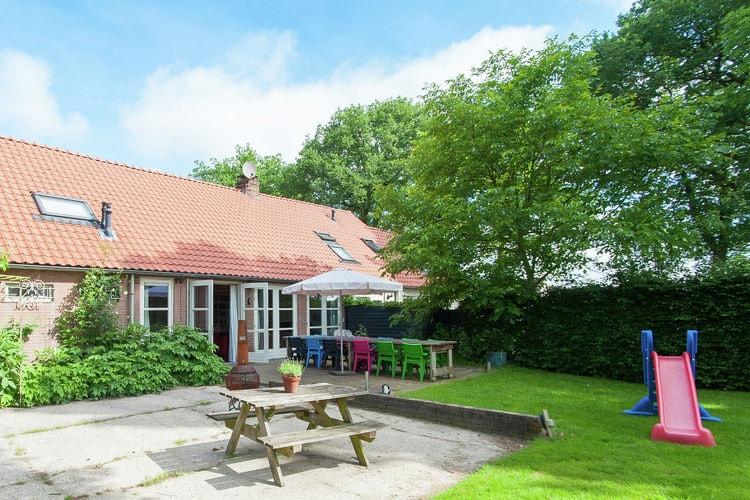 Nederland | Drenthe | Boerderij te huur in Zorgvlied   met wifi 12 personen