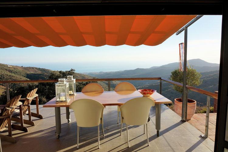 Villa Spanje, Costa del Sol, Moclinejo Villa ES-29738-01