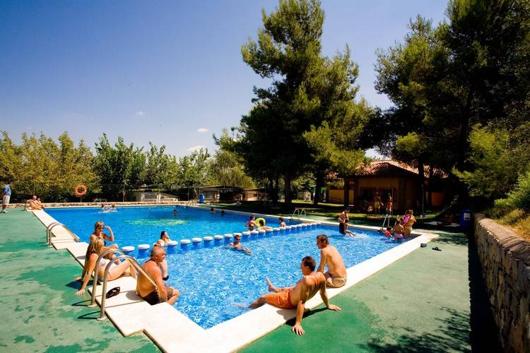 Camping Altomira - Cottage - Property number: 270047