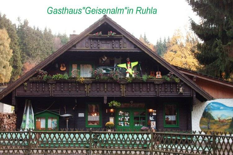 Ferienhaus Finnhütte Bergblick (270037), Wutha-Farnroda, Thüringer Kernland, Thüringen, Deutschland, Bild 30