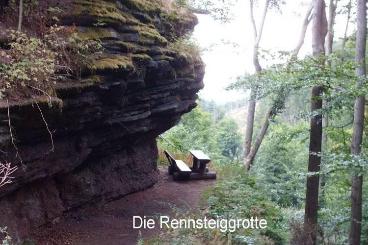 Ferienhaus Finnhütte Bergblick (270037), Wutha-Farnroda, Thüringer Kernland, Thüringen, Deutschland, Bild 38
