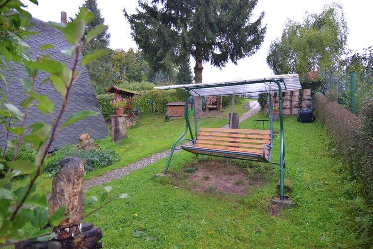 Ferienhaus Finnhütte Bergblick (270037), Wutha-Farnroda, Thüringer Kernland, Thüringen, Deutschland, Bild 19