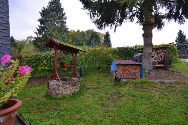 Ferienhaus Finnhütte Bergblick (270037), Wutha-Farnroda, Thüringer Kernland, Thüringen, Deutschland, Bild 20