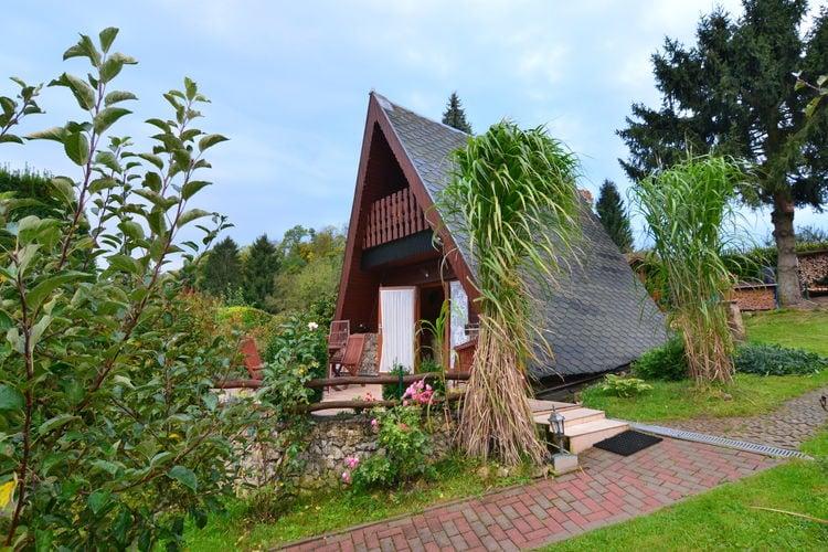Ferienhaus Finnhütte Bergblick (270037), Wutha-Farnroda, Thüringer Kernland, Thüringen, Deutschland, Bild 2
