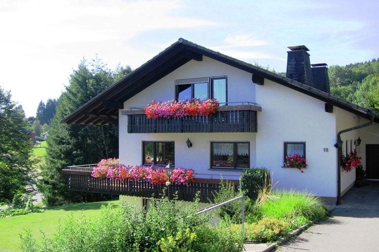 Duitsland | Baden-Wurttemberg | Appartement te huur in Rickenbach   met wifi 4 personen