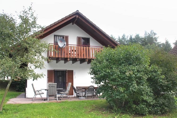 vakantiehuis Duitsland, Hessen, Kirchheim vakantiehuis DE-36275-04