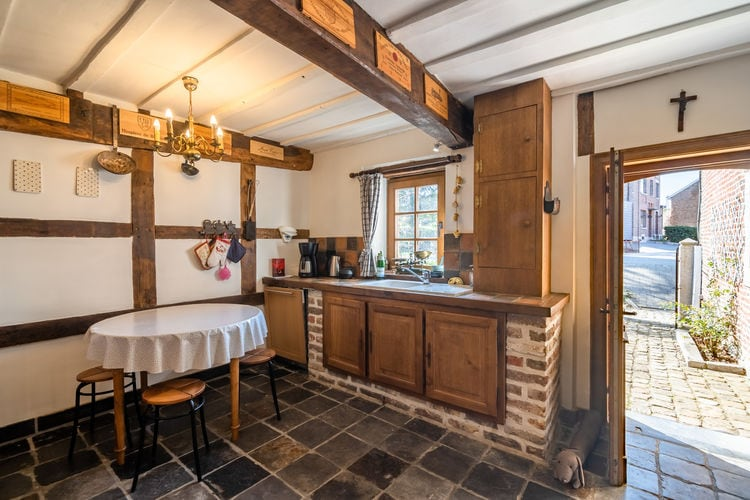 vakantiehuis België, Limburg, Sint-Martens-Voeren vakantiehuis BE-3790-05