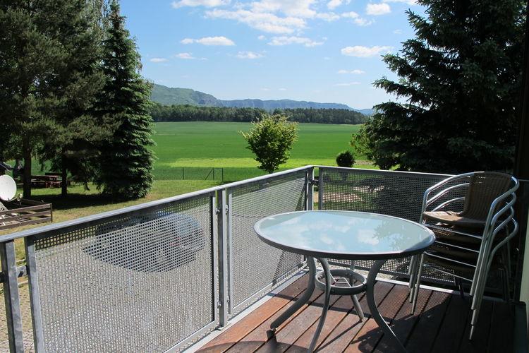 Duitsland | Saksen | Appartement te huur in Reinhardtsdorf-Schona   met wifi 4 personen