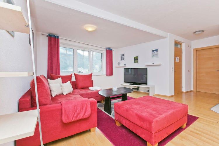 Appartement Oostenrijk, Tirol, Strengen Appartement AT-6571-04